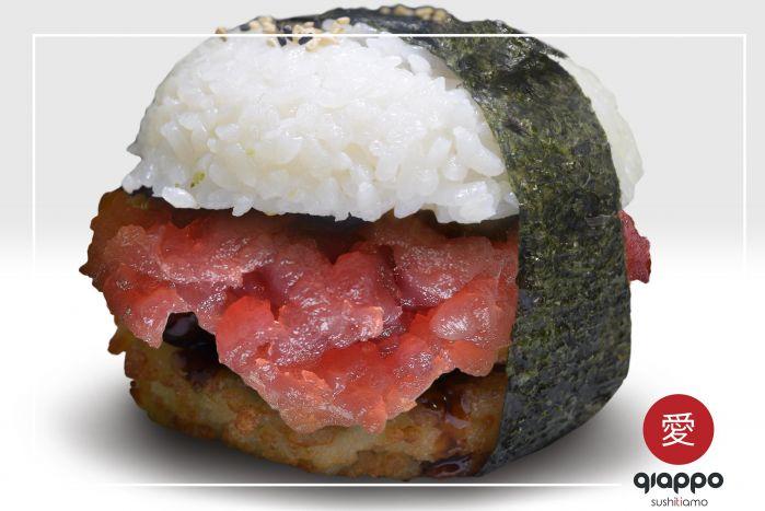 Maguro Burger